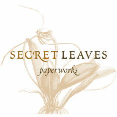 Secret Leaves paperworks